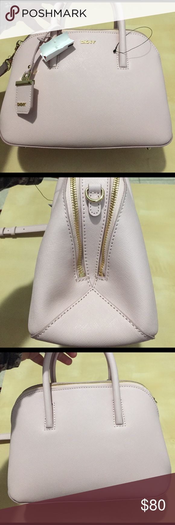 👜DKNY 👜Light pink Handbag 👜 👜DKNY 👜Light pink Handbag 👜 DKNY Bags Satchels