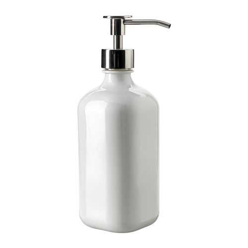 IKEA - BESTÅENDE, Detergent dispenser, Helps you organize detergent or soap at the sink, so you always have it close at hand when needed.