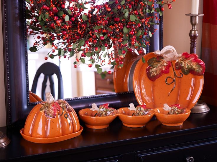 Decorating Ideas > 17 Best Images About Decorating With Valerie On Pinterest  ~ 115403_Qvc Thanksgiving Decorations