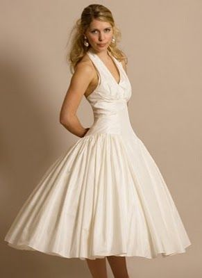 Would be cute in a color for bridesmaid dresses, even cuter would be if u had full petticoats under them in a matching or shade different color!!