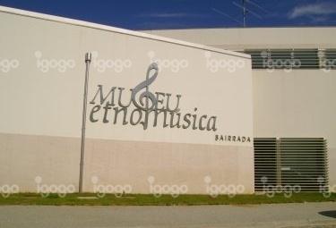 Museu de Etnomúsica da Bairrada, no Troviscal, Oliveira do Bairro, Aveiro, Portugal