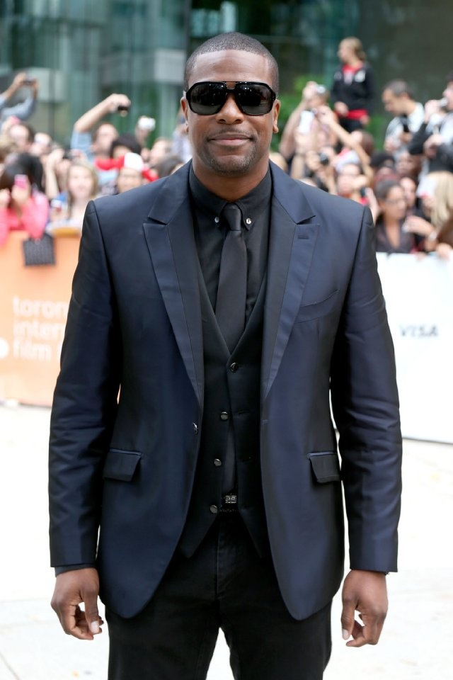 Chris Tucker at event of Silver Linings Playbook