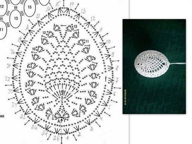 pisanki schematy – Anna S – Webová alba Picasa