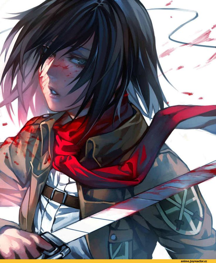 17 Best Images About Mikasa Ackerman On Pinterest