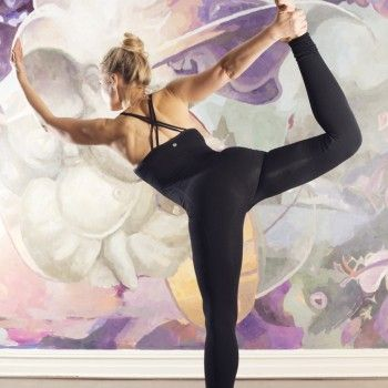 Yoga pantsuit fra Run and relax