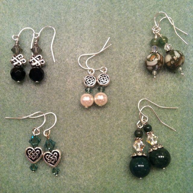 Best 25 Handmade Beaded Jewelry Ideas On Pinterest: Best 25+ Simple Bead Earrings Ideas On Pinterest