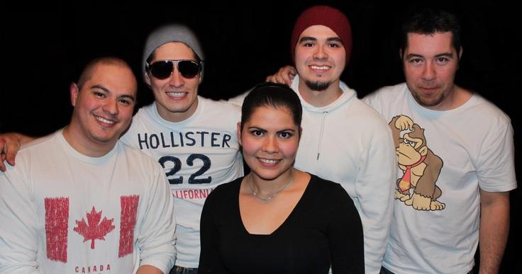 """Solido Latin Rock. On November 23, 2011 """"Solido"""" was born. Their influences are: El Tri, Mana, La Lupita, Rata Blanca, Caifanes, Enanitos Verdes, Soda Stereo, Heroes del Silencio, La Ley, Los Pericos, etc. They will perform August 25th at 11:45am"""