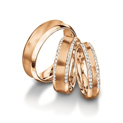 750 red gold 6.00mm