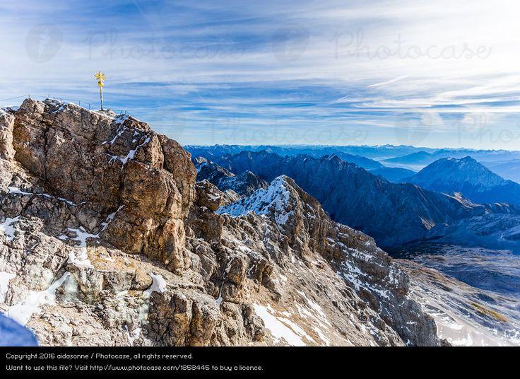 Foto 'Zugspitze' von 'aidasonne'