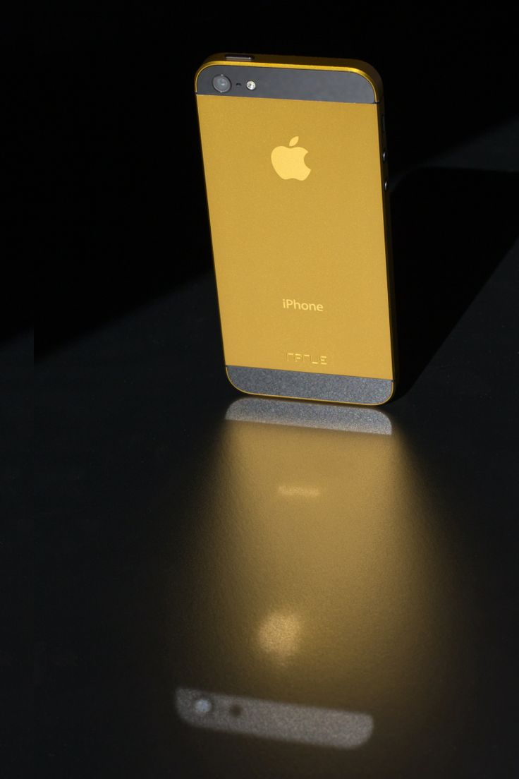 iPhone Rarus gold elox
