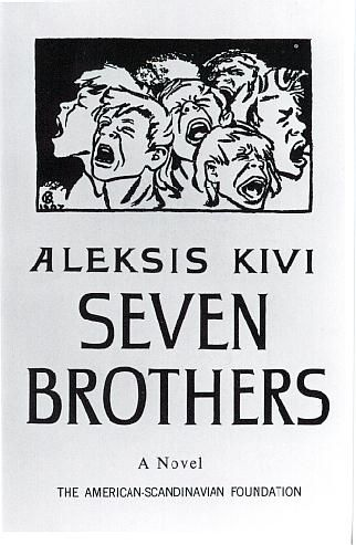 The novel is a tale about the seven sons of a farmer who neglect their farm and come into conflict with the local village community and its leaders. The antisocial and melancholic overtones of the text are actually reinforced by Kivi's lyrics, and especially by the poems he includes in the novel. In them, freedom and peace only exist apart from the world and the community, and happiness only beyond life, in death. #EUtah #byuinternational