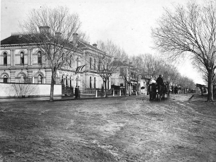 Murray St,Colac in Victoria (year unknown).   🌹