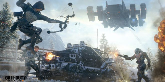 E3 2015 - Call of Duty Black Ops 3 - http://techraptor.net/content/e3-2015-call-of-duty-black-ops-3 | Gaming, News