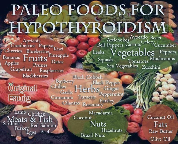 can paleo diet cure hypothyroidism