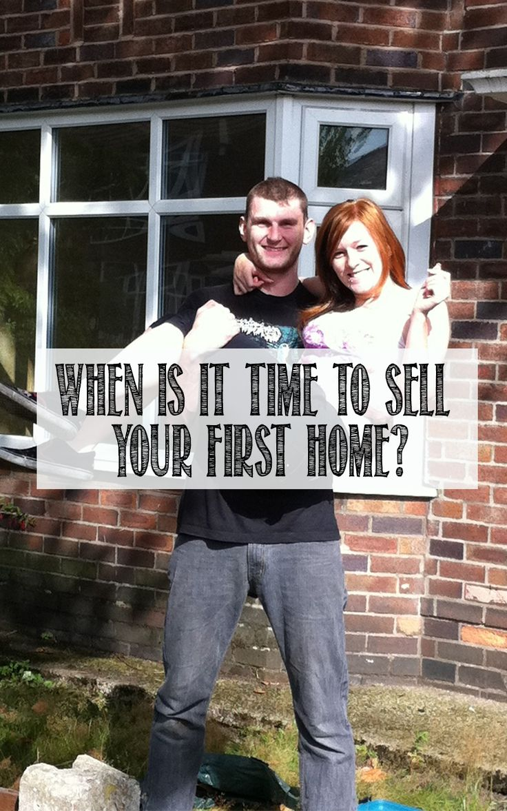 When is it time to sell your first home? Should you move or improve? Lots of tough questions I'm answering over on the blog - take a read!