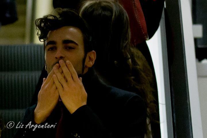 Marco Mengoni: Un festival di emozioni tra il pubblico