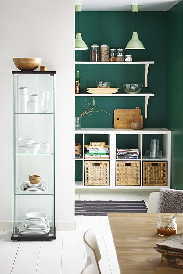 Get prepared for fall's arrival! Stack them up. Mount it on the wall. Use it as a room divider. Display your treasures or hide your clutter. Whatever your needs, the simple, clean design of the IKEA KALLAX shelf series makes it flexible, versatile & affordable.