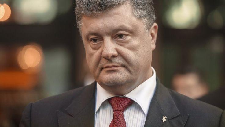 Порошенко-фашиста рубит Братислава.