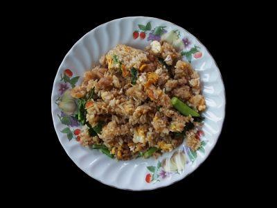 Simple Nasi Goreng