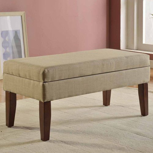 Wildon Home Upholstered Storage Bedroom Bench: 296 Best Images About Home Decor: Ottoman Benches On