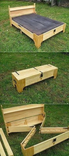 L'idéal pour les invités dans une petite maison