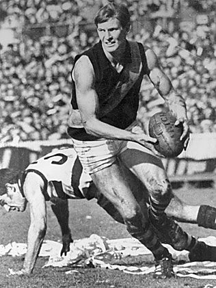 one of my all time favourite aussie rules players.... Richmond legend Royce Hart
