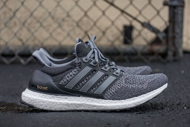 adidas Running's Ultra Boost is now on its second year with a fresh burst of colorways. In the mix for February is the mystery grey edition, which sees the
