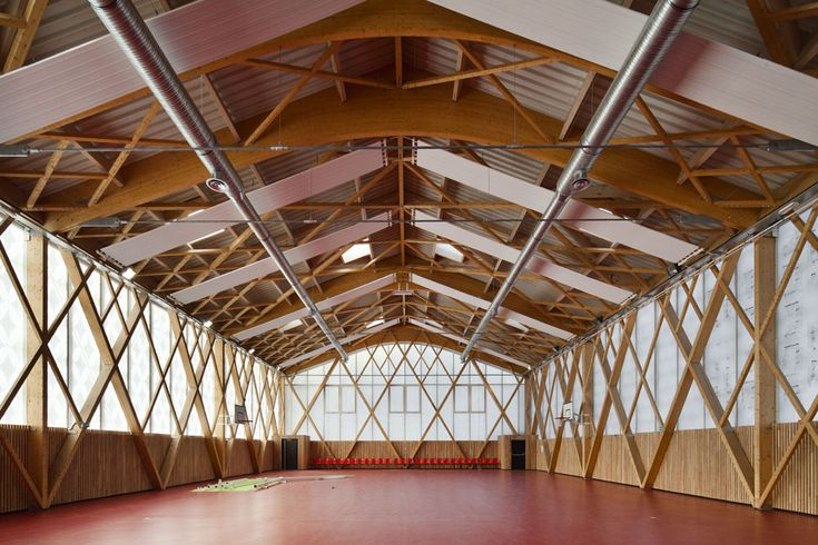 kindergarden & primary school in saint-denis by AAVP architecture