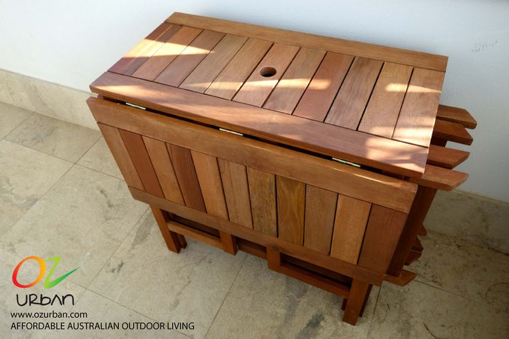 space saving patio furniture. This Is A 4 Seat Outdoor Timber Furniture Setting Yes Its Hard - Space Saver Saving Patio D
