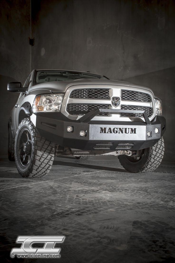 2014 dodge ram bumper - Front Magnum Bumper For 2009 2014 Dodge Ram 1500 Sport And Non Sport Trucks Part Fbm64dgn 2009 2014 Dodge Ram Pinterest Dodge Rams Dodge Ram