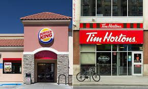 Officially confirmed : BURGER KING-TIM HORTONS merger takes off