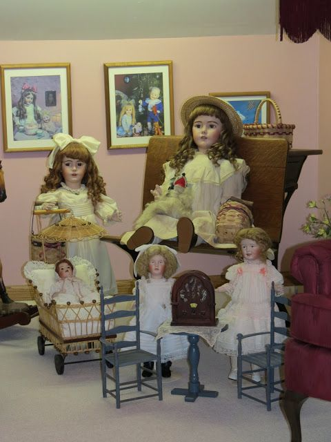 Land of Oz Dolls: Tour of the Doll Room