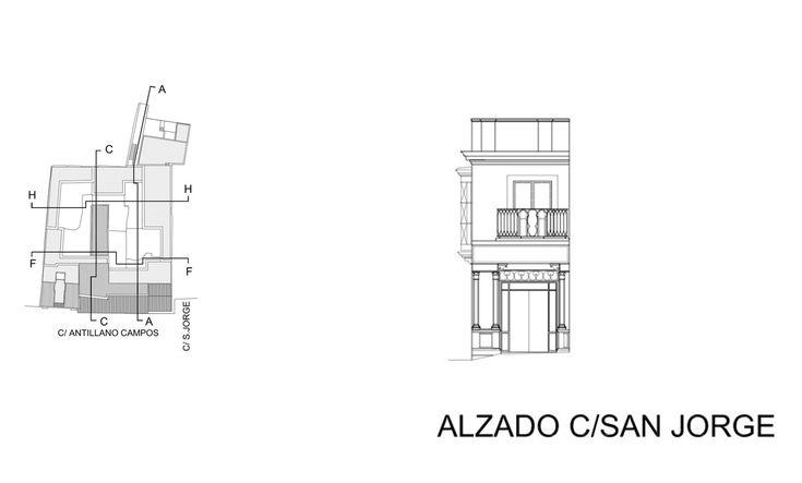 Mejores 52 im genes de af6 arquitectos en pinterest - Estudio de arquitectura sevilla ...