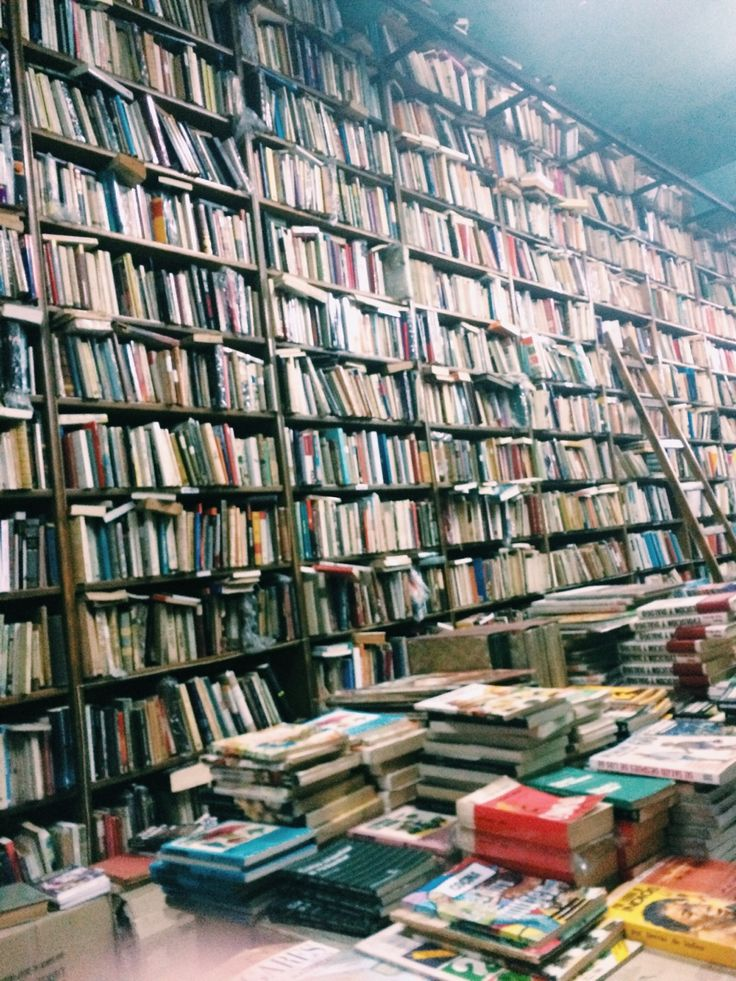 Bookstore in Buenos Aires, Argentina