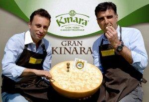 Il Gran kinara, formaggio piemontese, in un anno di trionfi sul mercato nazionale italiano ed internazionale