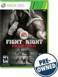 Fight Night Champion — PRE-Owned - Xbox 360