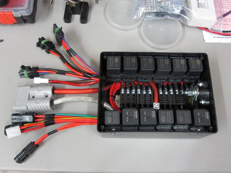 race car fuse box  active wiring diagram beamtraining