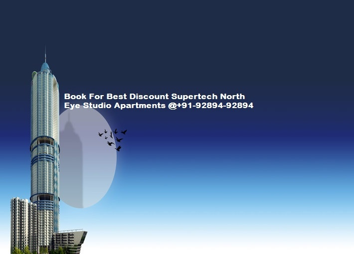 Supertech North Eye Project in Noida