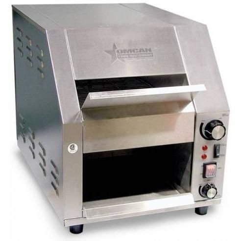 Commercial Kitchen Stainless Steel Countertop Conveyor Toaster