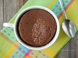Chocolate Mug Cake | 25+ mug cakes