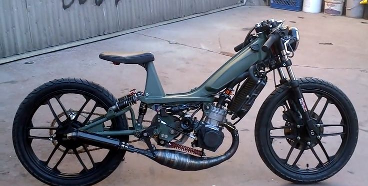MBK 51 - Crazy Moped