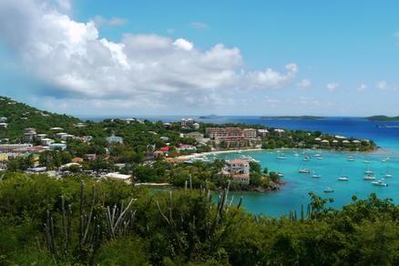 Caneel Bay Resort - Hotel - Caribbean: U.S. Virgin Islands: St. Thomas/St. John. CLICK IMAGE BOOK YOUR VACATION TODAY!