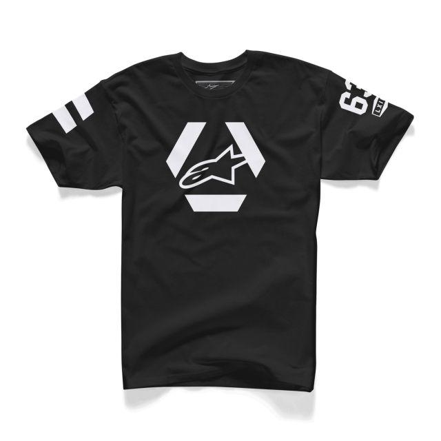 Alpinestars Sniper T-Shirt - Black | Skate T-Shirts & Tees | Skate Clothing | Skate Clothes | Buy Cheap Skateboard Clothing | Skatehut | Skatehut