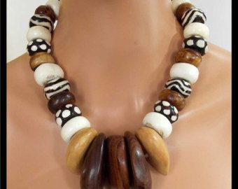MIRAGE Handmade Tibetan Pendant by sandrawebsterjewelry on Etsy