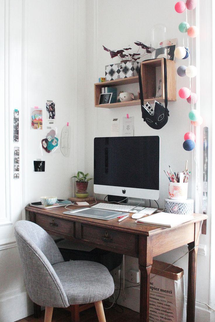 Best 25 Workspace Desk Ideas On Pinterest Ikea Study