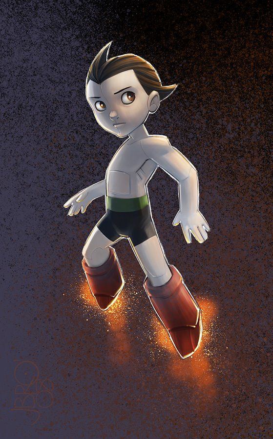 7 Shades Of Awesome - ASTRO Boy