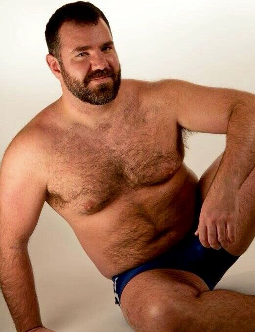 hot beefy chubby men nude