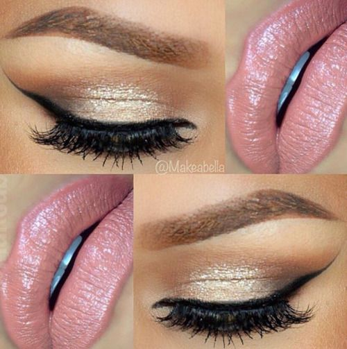 Pin Karola Make Neutral Makeup