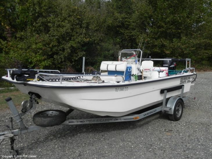 2006 Carolina Skiff Boat for Sale | 2006 Carolina Skiff Fishing Boat ...