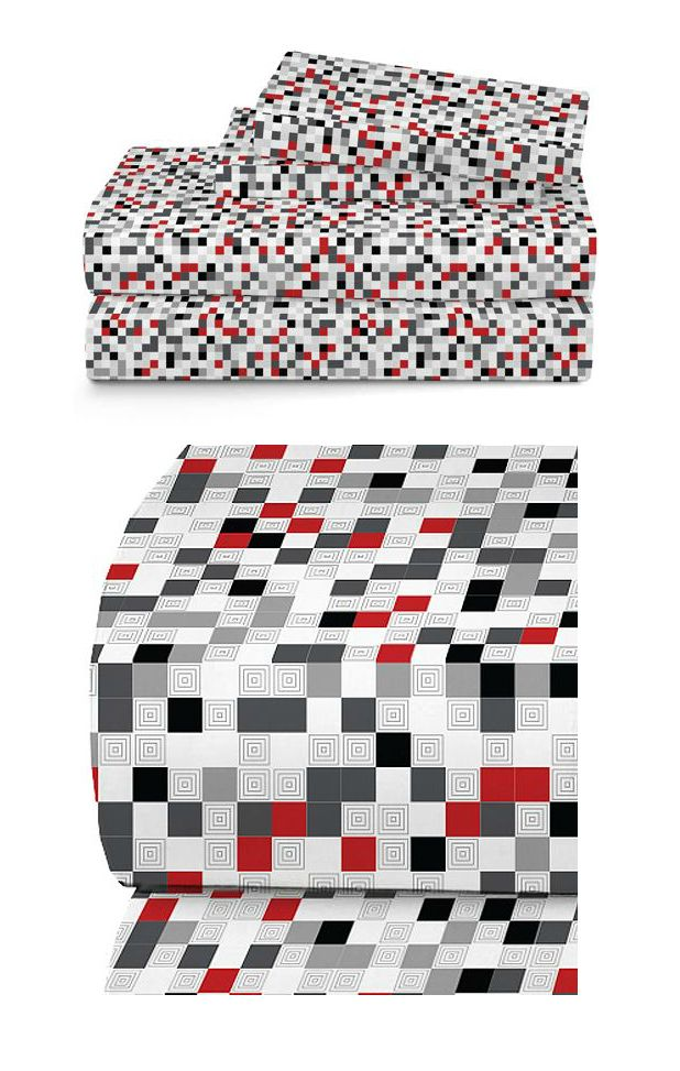Minecraft comforter and Sheet Set